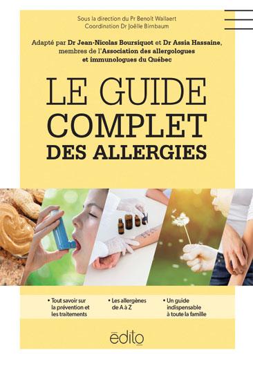 Le guide complet des allergies Image