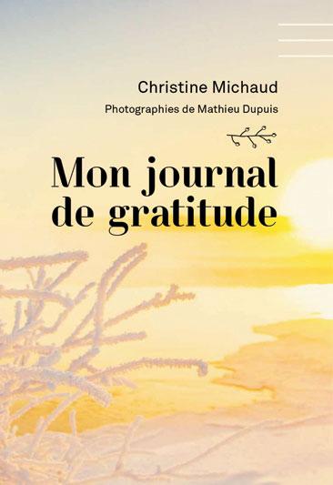 Mon journal de gratitude Image