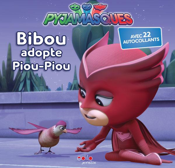 Bibou adopte Piou-Piou Image