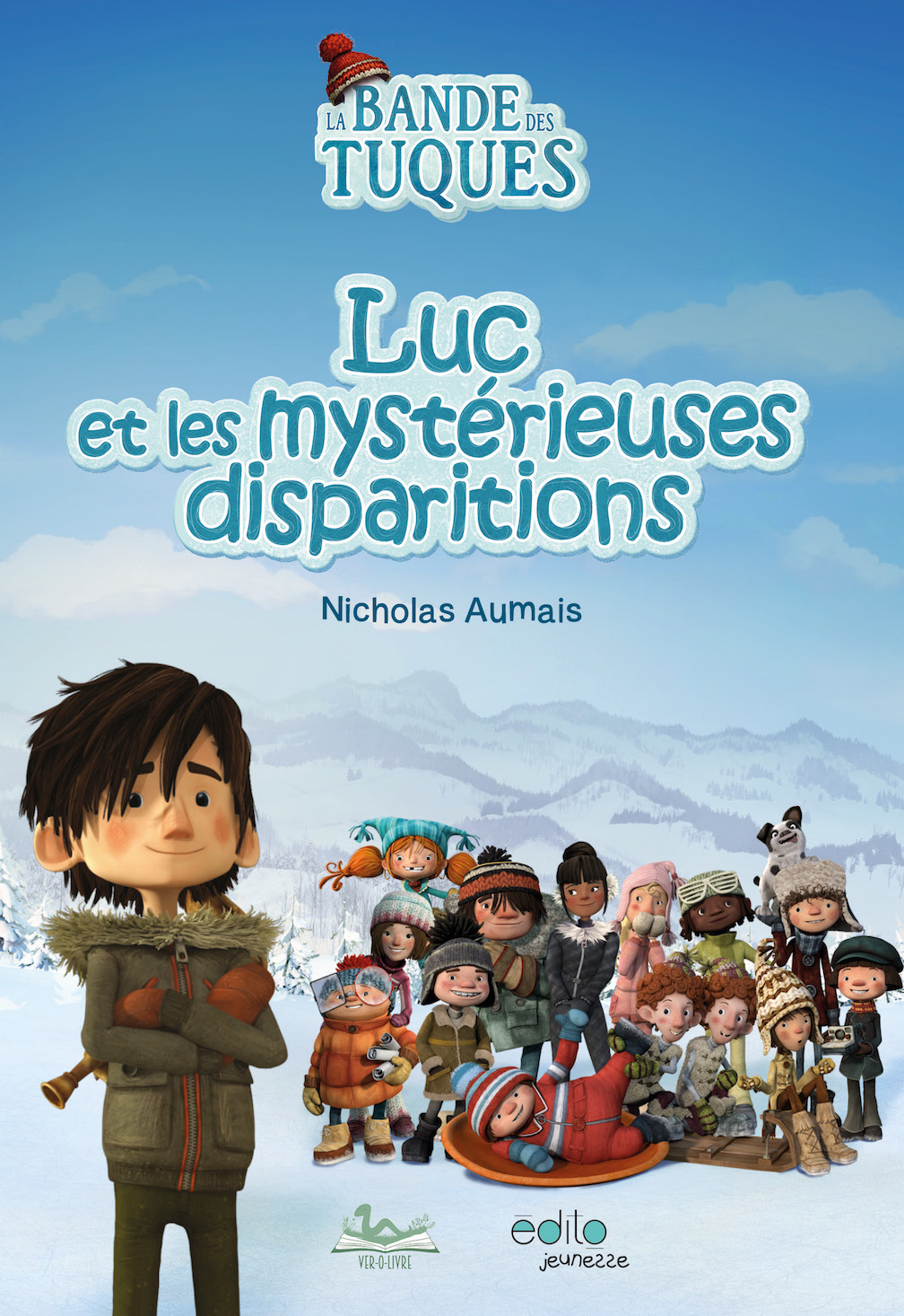 Luc et les mystérieuses disparitions Image