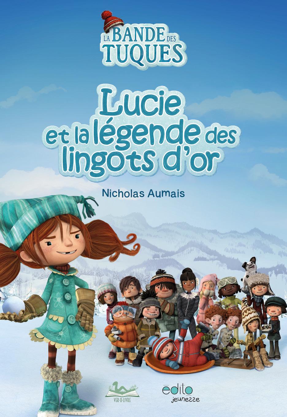 Lucie et la légende des lingots d