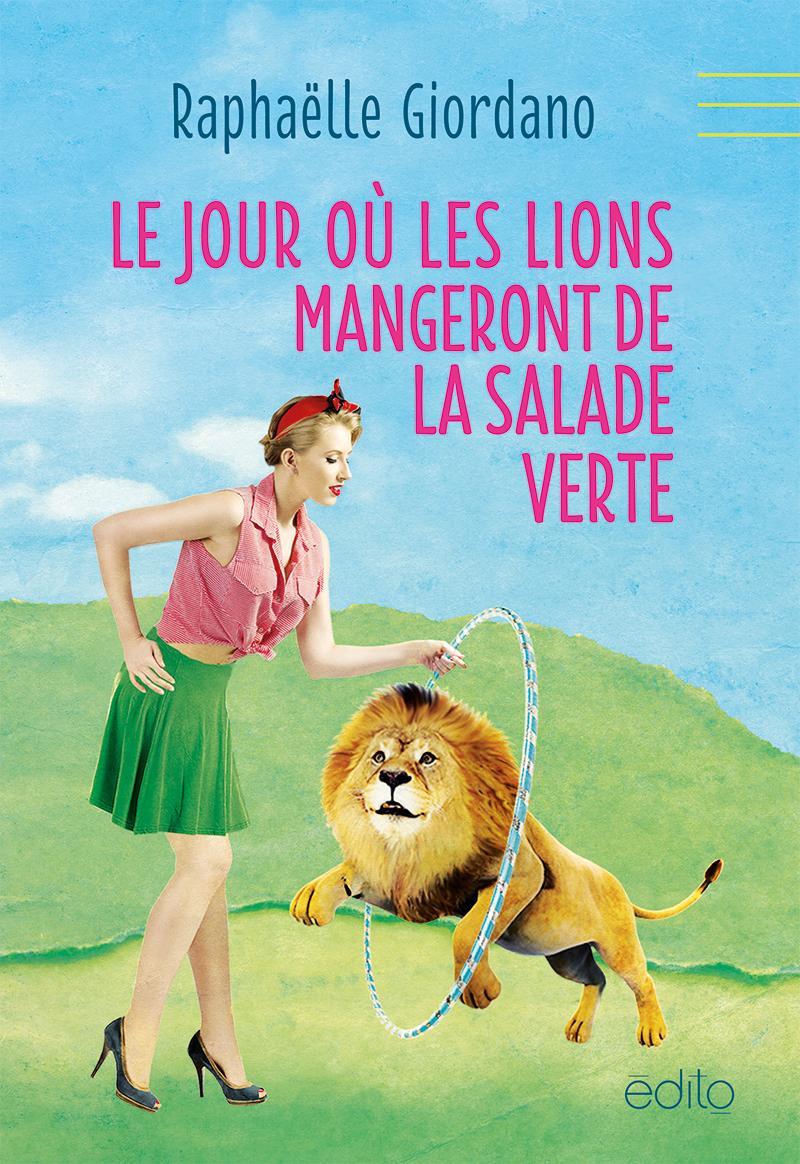 Le jour où les lions mangeront de la salade verte Image
