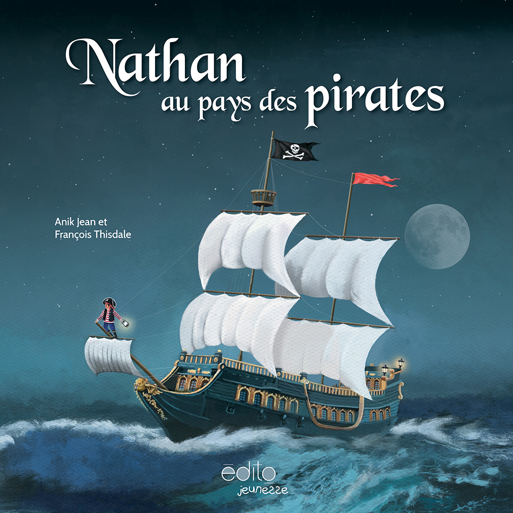 Nathan au pays des pirates Image